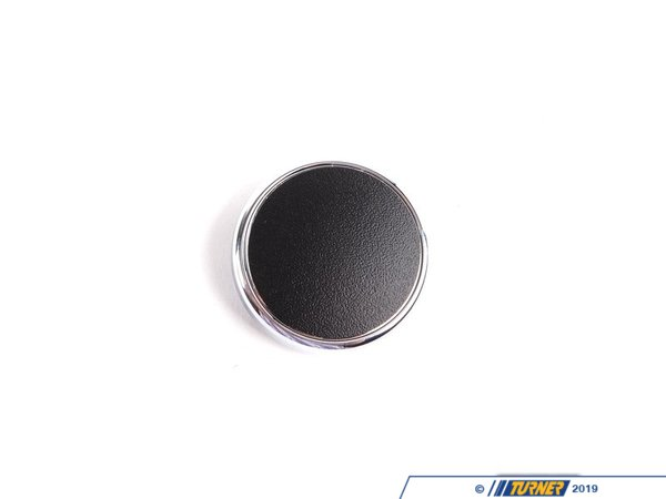 T#142051 - 61312694602 - Genuine BMW Cover For Light Switch Knob Teilchrom - 61312694602 - Genuine BMW -