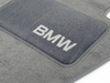 T#24827 - 82110305003 - Genuine BMW Floormat E-83 Gray - 82110305003 - E83 - Genuine BMW -