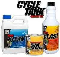KBS Motorcycle Fuel Tank Sealer Kit
