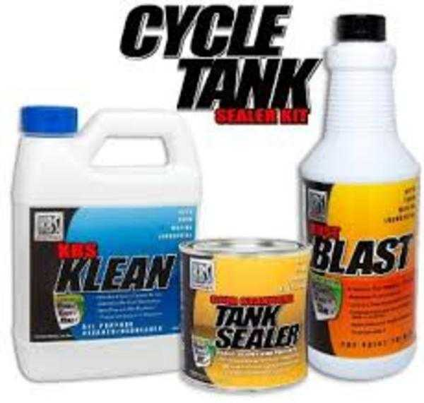 T#338446 - 520XX - KBS Motorcycle Fuel Tank Sealer Kit - KBS - BMW MINI