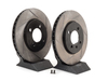 StopTech Gas-Slotted Brake Rotors (Pair) - Front - E30 325e 325i 325is 325ix 318is 34111160915GS