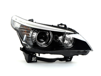 Bi-xenon Headlight - Right - E60 3/2007+