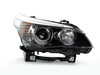 T#18915 - 63127045696 - Bi-xenon Headlight - Right - E60 3/2007+  - Hella - BMW