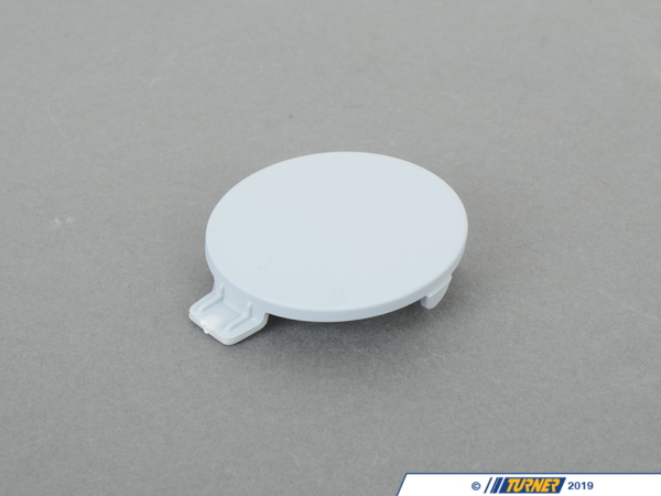 T#77151 - 51118049932 - Genuine BMW Cover, Towing Eye, Front Primed M-Paket - 51118049932 - Genuine BMW -