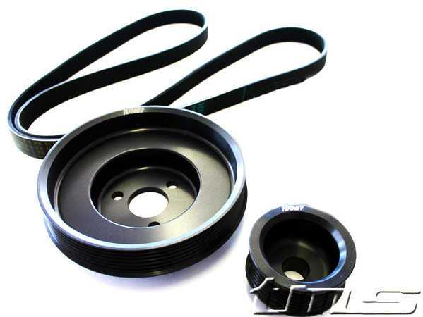 T#392 - PPK-Z4 - Turner Motorsport Power Pulley Upgrade Kit - Z4 2.5/3.0 - Turner Motorsport - BMW
