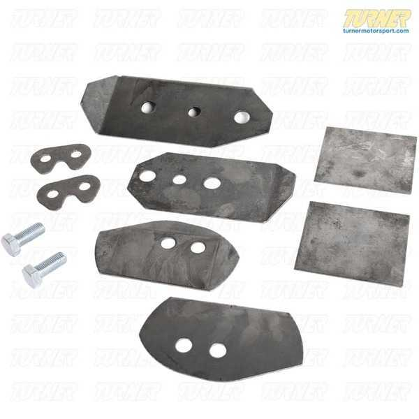 T#91 - TDR4675412 - E46 Rear Chassis/Subframe Reinforcement Kit - Turner Motorsport - BMW