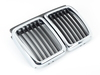 T#13714 - 51132233001 - Genuine BMW Grille Center M Sport E3 - 51132233001 - Genuine BMW -