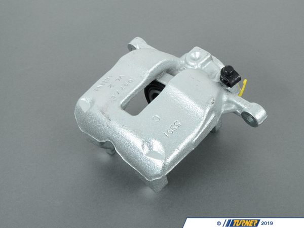 T#61860 - 34116778335 - Genuine MINI Caliper Housing Left - 34116778335 - Genuine Mini -