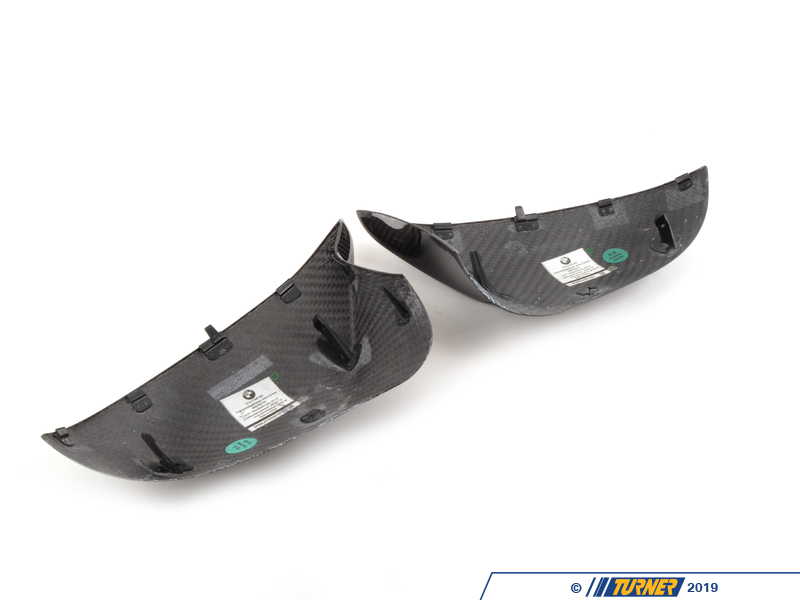 51142348098 099 Genuine Bmw M Performance Carbon Fiber