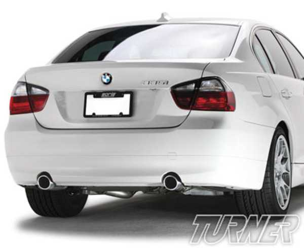 T#1176 - 63210406678 - Smoked Tail Light Kit - 4 Piece - Genuine BMW Blackline - E90 Sedan - Genuine BMW - BMW