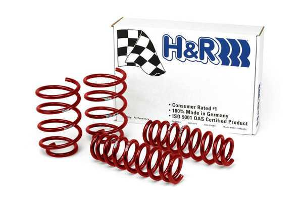 T#1263 - 50490-88 - H&R Race Spring Set - E90, E92, E93 Coupe, Sedan, Convertible - H&R - BMW