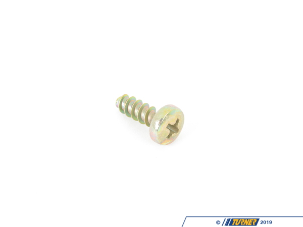 T#57092 - 32311158376 - Genuine BMW Self Tapping Screw 5X15 - 32311158376 - E30,E34,E53 - Genuine BMW -