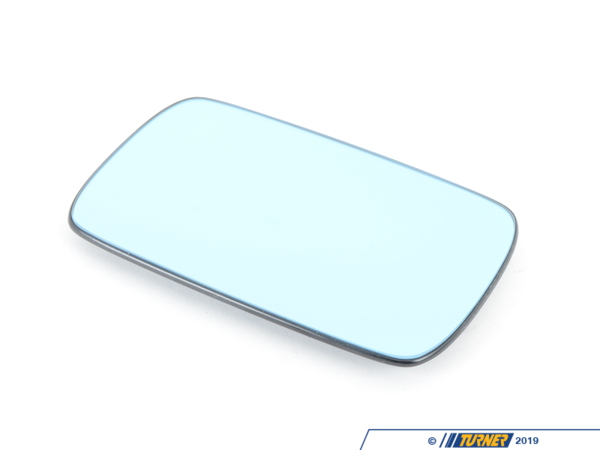 T#9086 - 51168250436 - BMW Trim Mirror Glas Heated Plane 51168250436 - OE Aftermarket -