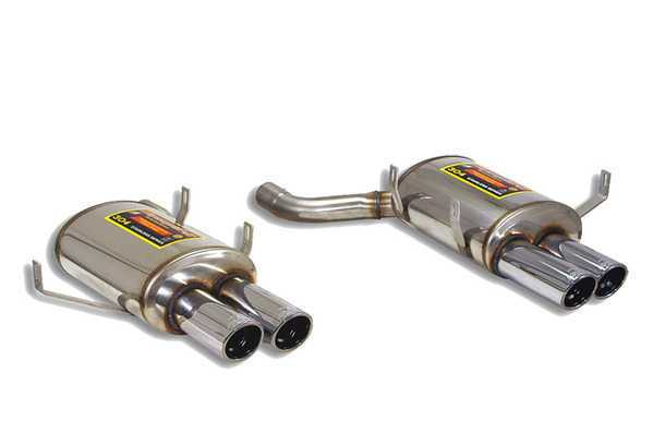Supersprint E39 M5 Supersprint Performance Mufflers TMS3888