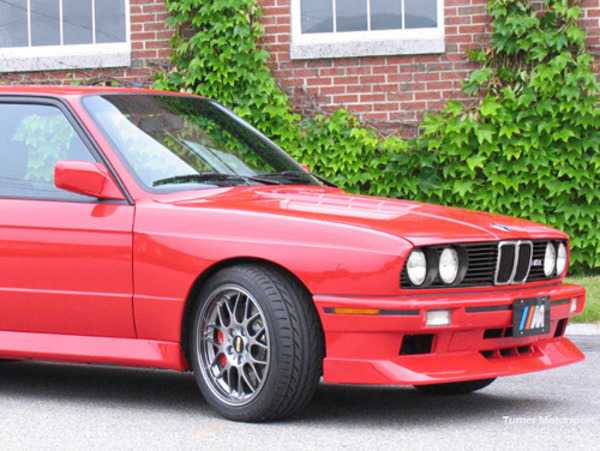 T#3429 - 51712238178KIT - Evolution II Front Spoiler - E30 M3 - Special order only - Genuine BMW - BMW
