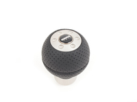Momo Race Airleather Shift Knob - Black