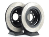 T#3847 - TMS3847 - Gas-Slotted Brake Rotors (Pair) - Rear - E36 M3, MZ3 - StopTech - BMW
