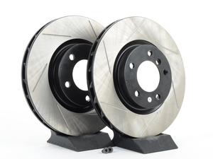 Gas-Slotted Brake Rotors (Pair) - Front - E36 M3, MZ3