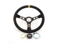 MOMO Mod.88 Steering Wheel - Black - 350mm