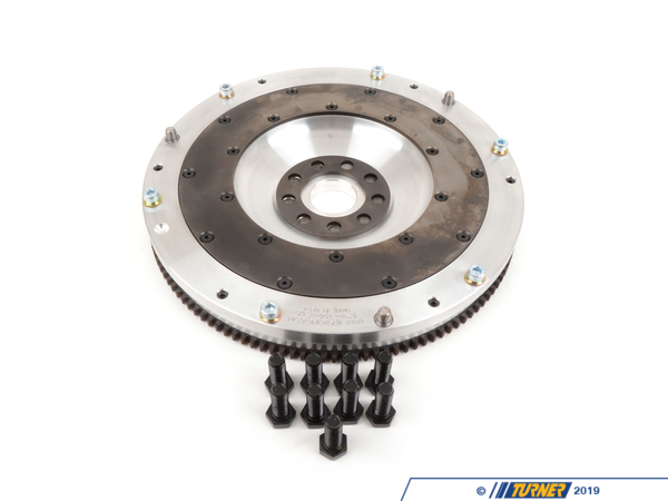 T#1706 - 520-130-265 - E34 540i JB Racing Lightweight Aluminum Flywheel - JB Racing - BMW