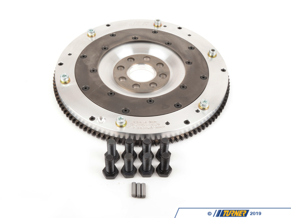 T#3647 - 520-110-215 - 2002tii, E21 320i, E30 318i (M10) JB Racing Lightweight Aluminum Flywheel - JB Racing - BMW