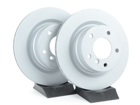 Brake Rotors - Rear - E82 128i (Pair)