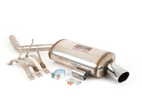 Supersprint Stainless Steel Sport Exhaust (Mini Cooper)