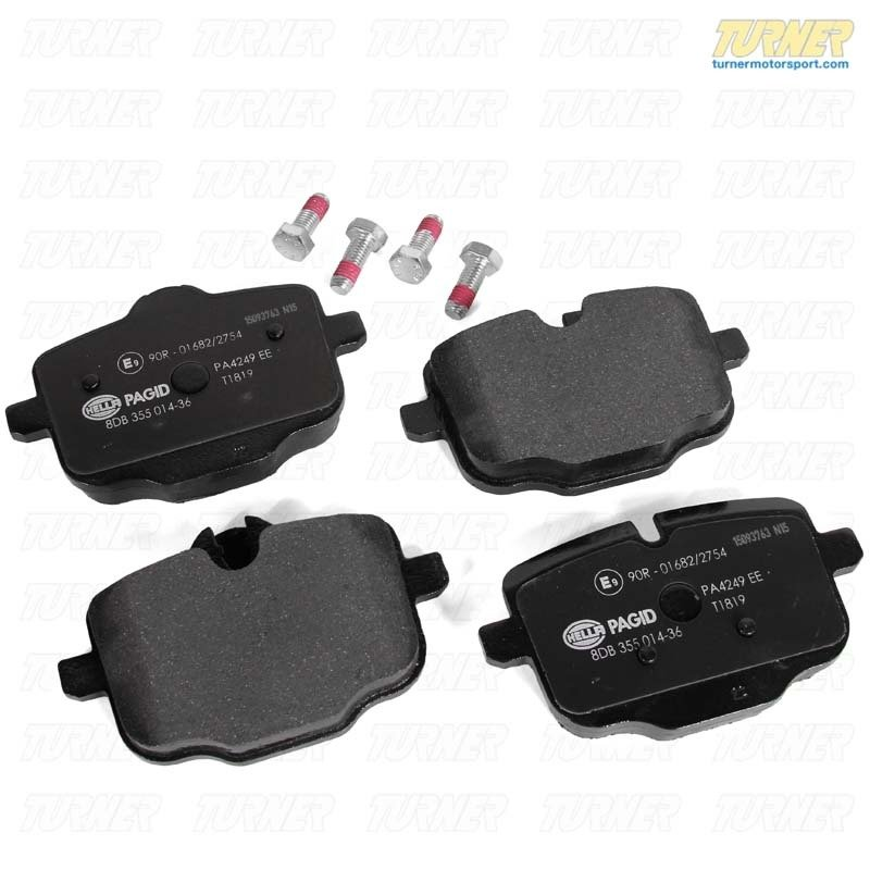 bmw forum stuff technical bhp team pads brake replacement pad rear