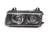E36 Euro Headlight - Left - E36 318i 323i 325i 328i M3