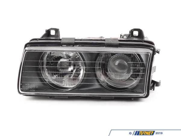 T#146730 - 63121393271 - E36 Euro Headlight - Left - E36 318i 323i 325i 328i M3 - ZKW - BMW
