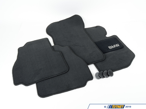 T#12862 - 82111468282 - Genuine BMW Accessories Floor Mat 82111468282 - Genuine BMW -