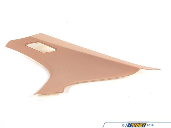 T#24032 - 51438226594 - Genuine BMW Cover Column C Right Hellbeige - 51438226594 - E46 - Genuine BMW -