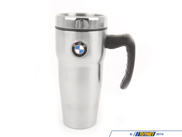 T#166527 - 80902244616 - Genuine BMW Roundel Mug with Handle - Genuine BMW - BMW
