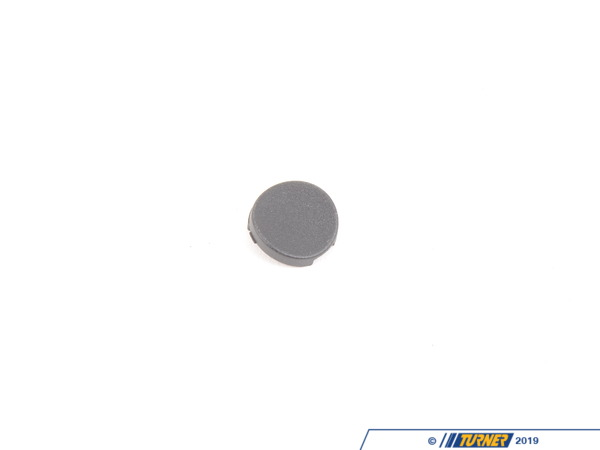 T#104369 - 51438046665 - Genuine BMW Cap For Clothes Hook Schwarz - 51438046665 - E82,F22 - Genuine BMW -