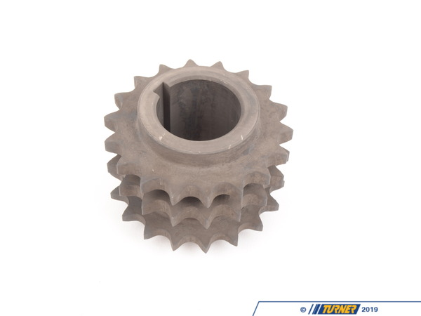 T#6712 - 11211260571 - Genuine BMW Engine Sprocket 11211260571 - Genuine BMW ENGINE SPROCKET 11211260571.--This item fits the following BMWs:BMW 1600, 2002, 2002tii BMW 3 Series - 320i--.Fits BMW Engines including:M10 - Genuine BMW -