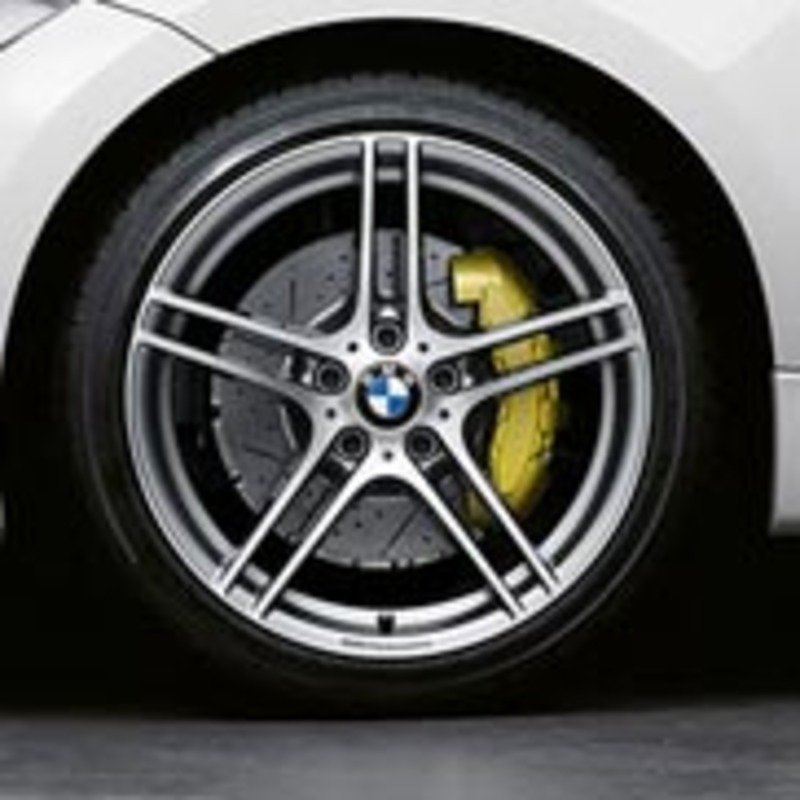 36116787645 Genuine Bmw Performance Wheel Style 313