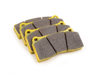 Brembo Calipers F40, F50, B, H, GT1 - Race Brake Pad Set - Pagid RS29 Yellow