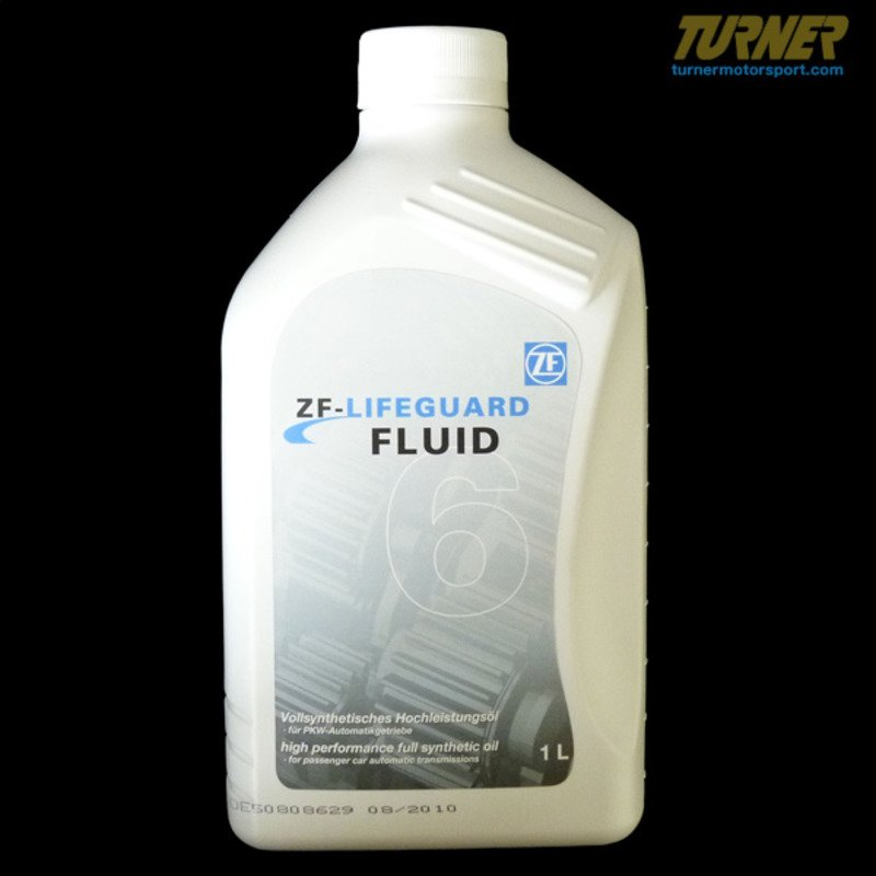 Bmw X3: OEM ZF Automatic Transmission Fluid