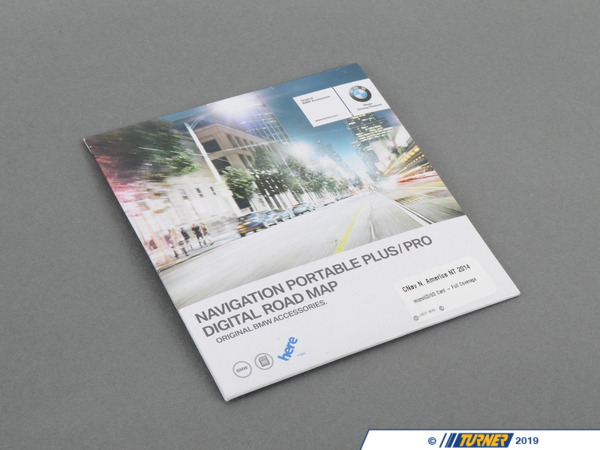 T#216959 - 65902407332 - Genuine Bmw Roadmap North America - 65902407332 - Genuine BMW -