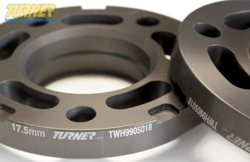 Twh9905018 Turner Bmw 17 5mm Wheel Spacers Pair Most