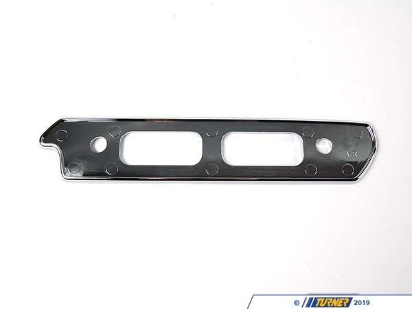 T#95370 - 51411813556 - Genuine BMW Decorative Frame Right - 51411813556 - Genuine BMW -
