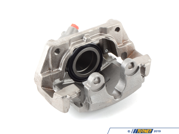 T#5750 - 34112282617R - Brake Caliper - Rebuilt - Front Left - E46 M3, M3 CSL, Z4M  - Our rebuilt calipers start off with an original BMW caliper that is fully disassembled thoroughly inspected and carefully processed. All threads are chased, all groves are meticulously cleaned and checked. Pistons are replaced if any dents or scratches are found. All rubber components and hardware are replaced with new OE quality parts. The units are then air pressure tested and submitted to a thorough final inspection.Includes refundable $75.00 core charge.This item fits the following BMWs:2001-2006E46 BMWM3, M3 Convertible - Only for CSL Brakes2006-2008E85 BMWZ4 M Roadster M Coupe - Centric - BMW