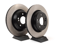 Rear Brake Rotors - US Spec - E39 M5 & E46 M3 (Pair)