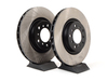 T#1184 - TMS1184 - Front Brake Rotors - OE/US Spec - E46 M3 (Pair) - Centric - BMW