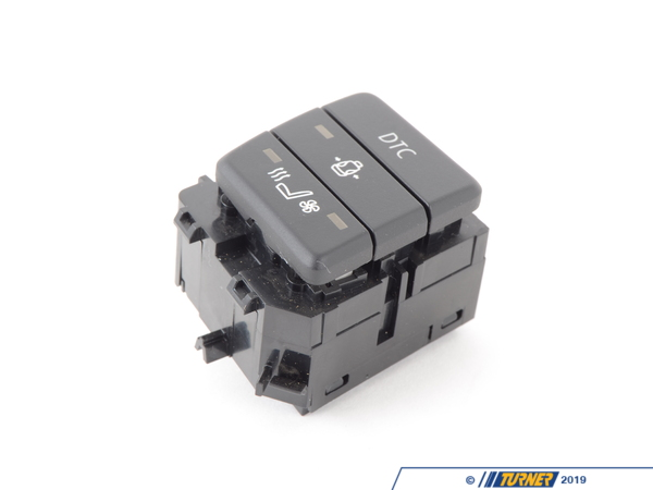 T#143106 - 61319159057 - Genuine BMW Switch Center, C. Console, S - 61319159057 - Genuine BMW -