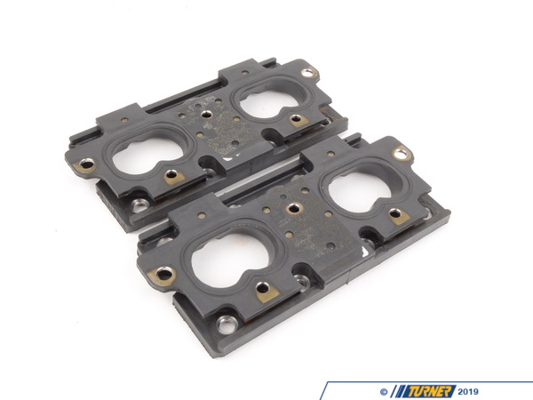 T#290 - 13541318319-K - E30 M3 Intake Manifold Gasket Set  - The E30 M3 Intake Manifold Gasket is a common part to fail, resulting in an idle fluctuation and/or a run-lean condition.  This is a pair of gaskets.   This item fits the following BMWs:1988-1991  E30 BMW M3 - Genuine BMW - BMW