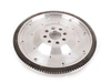 T#3772 - 520-090-240 - E34 M5 JB Racing Lightweight Aluminum Flywheel - Aluminum flywheels are much lighter than the stock steel flywheel and that produces better throttle response and more available horsepower to the wheels for faster acceleration. The JB Racing aluminum flywheels are a direct replacement for the stock flywheel and work with stock clutch components for an easy upgrade with very little downside.Modern flywheels are built with additional components and features that are designed to dampen and minimize vibrations from the engine and transmission. As a result they have become bloated in weight and that means more energy is used up just making the flywheel spin. The weight difference between an aluminum and steel flywheel is huge - sometimes more than 50% less. Without the additional mass, more energy can be diverted to where it counts most - moving the car. The flywheel and clutch is one of the first areas that engine builders address when making the rotating assembly lighter for race engines. The dampening effect is just not needed on cars that are focused on performance.In addition to releasing more power to the wheels, the lighter flywheel allows the engine to spin more freely, which improves throttle response. Again, the difference is huge as you watch the revs build faster than before. With the engine spinning easier the power band comes up much sooner. The stock steel flywheel feels lazy in comparison. There is a driving adjustment required to get used to how much faster the engine revs but that's not really a downside.The JB lightweight flywheel is designed to be used with a factory organic clutch - the same clutch kit that you would get from any BMW dealer. This makes replacement clutch components easy to source and inexpensive when compared to specialized racing clutches. By using the factory BMW clutch, JB has also made the whole assembly easy to live with when used on the street. The clutch behaves the same as it originally did - just with better throttle response and more power! The JB flywheel can also be rebuilt with a new clutch contact surface - you don't have to buy a new flywheel.Aluminum flywheels are considered 'single-mass' flywheels because they do not have the same dampening designs as an original 'dual-mass' flywheel. With a single-mass design more noise and vibration may be noticeable.Stock Flywheel Weight = 16.0lbsJB Flywheel Weight = 8.0lbsThis item fits the following BMWs:1991-1995  E34 BMW M5 - JB Racing - BMW