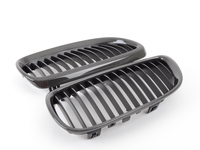 Carbon Fiber Center Grills - E92 3 Series Coupe, E90/E92 M3