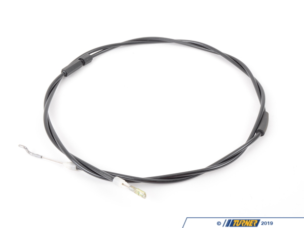 T#91617 - 51258164853 - Genuine BMW Bowden Cable - 51258164853 - E36 - Genuine BMW -