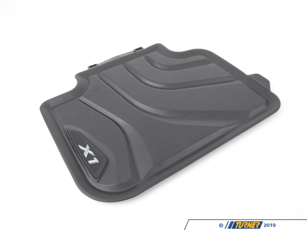 T#217199 - 51472365858 - Genuine Bmw Floor Mats, All-weather, Rea - 51472365858 - Genuine BMW -